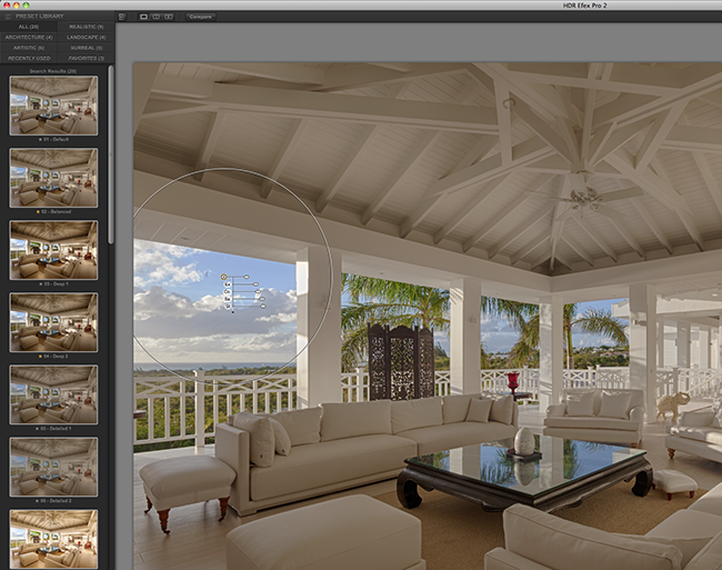 High Dynamic Range photography tutorials with Nik Collection HDR Efex Pro 2