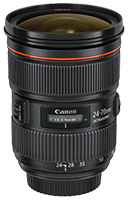 canon 24 70mm f2.8 My Sixth sense