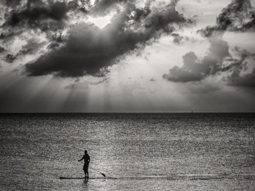 Stand Up Paddleboard in Anguilla