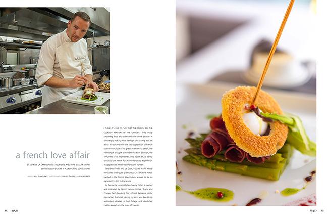 Maco Magazine La Samanna Feature