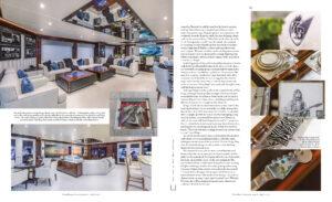 ShowBoat International April 2016 King Baby Motor Yacht 140