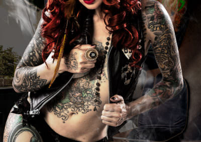 Lea Vendetta Tattoo Inspiration