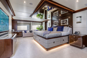 Interior Photography: King Bay Motor Yacht