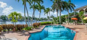 Luxury villa in Boca Raton Florida