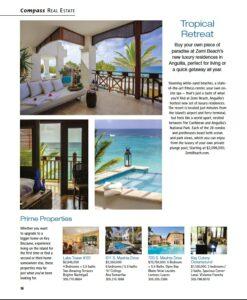 Zemi Beach inside Key Biscayne Magazine