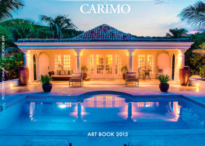 The Unique Villas by Carimo – Art Book 2015