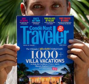 Conde Nast Traveler Magazine