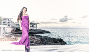 Engagement photography with Jennifer & Andy at Viceroy Anguilla