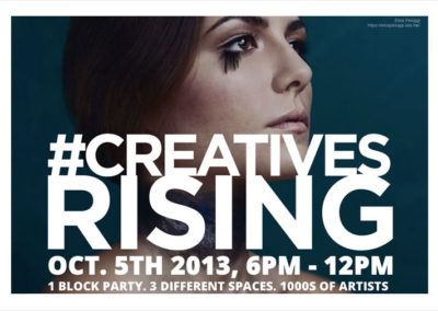 Creatives Rising : Presented by See.Me