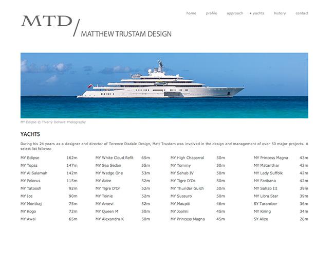 Matthew Trustam Yacht Designer, Eclipse Mega Yacht in Anguilla