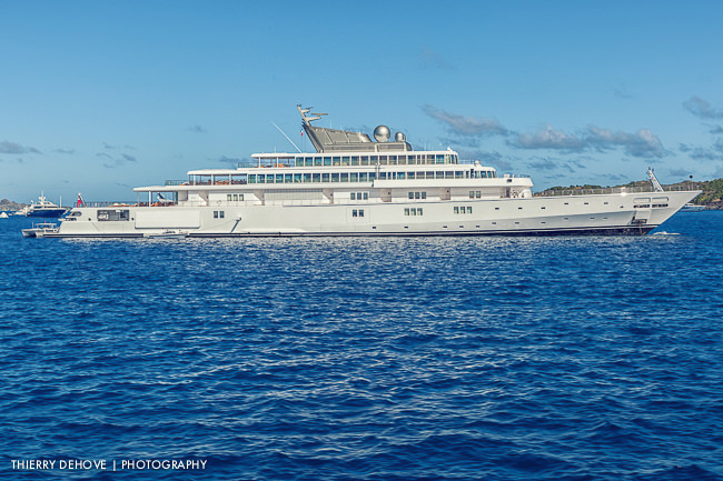 Rising Sun Yacht in Saint Barths FWI