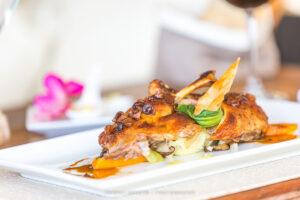 Sol E Luna Restaurant in Saint Martin FWI