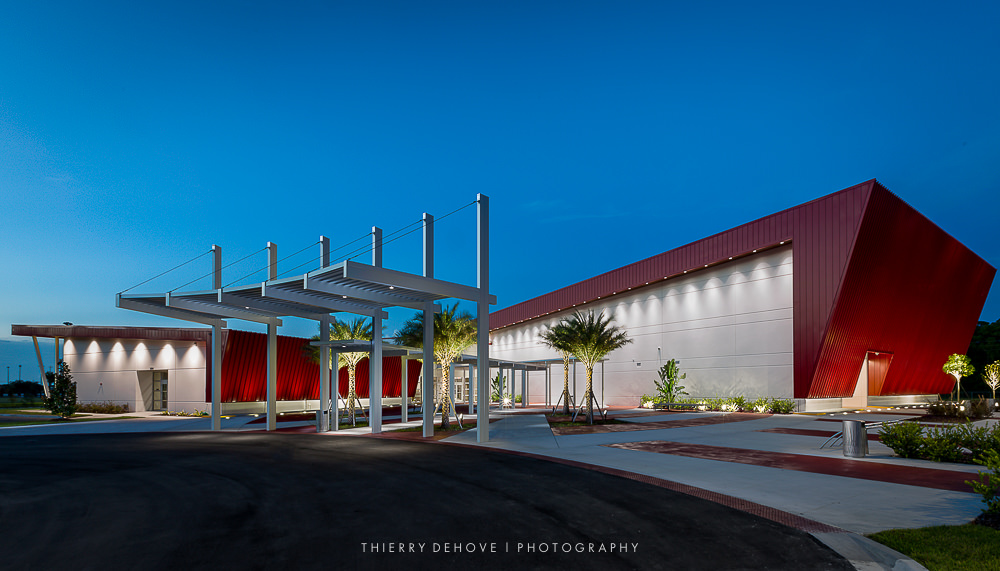Indian River County Intergeneration Recreation Center in Port St Lucie, Florida