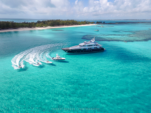 Drone images from Anguilla, Saint Martin, Bahamas and Tobago