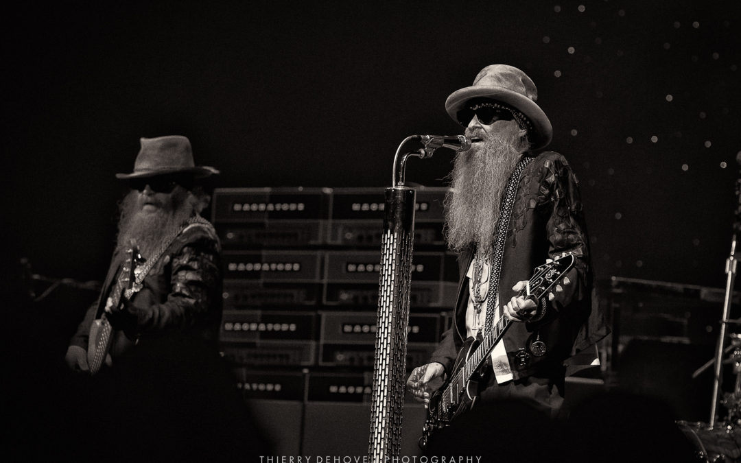 ZZ Top performs at the Hard Rock Live at Seminole Hard Rock Hotel & Casino – Hollywood