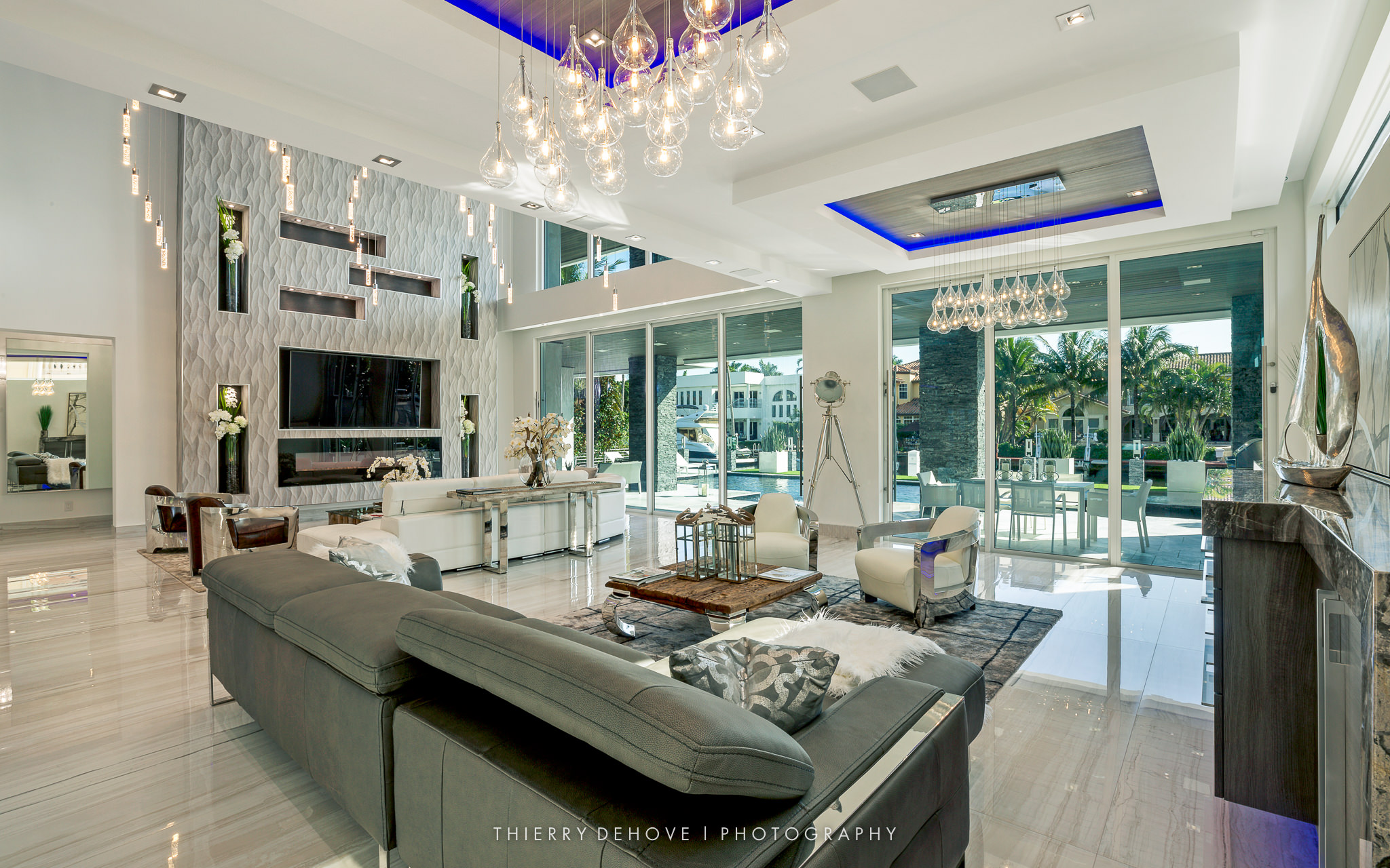 Luxury interior designs by prestige homes in fort lauderdale welcome to thierry dehove 39 s portfolio Interior design ideas luxury homes