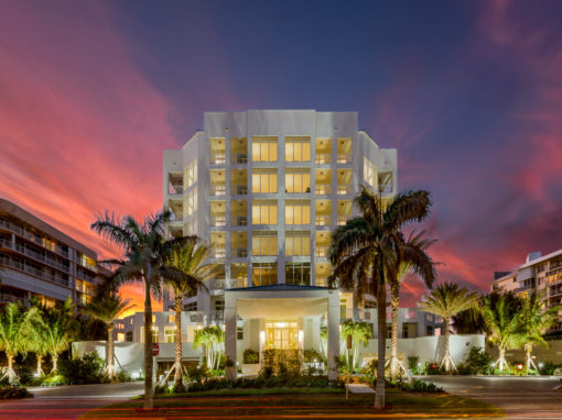 Highland Beach Luxury Waterfront Condominiums by Kast Construction