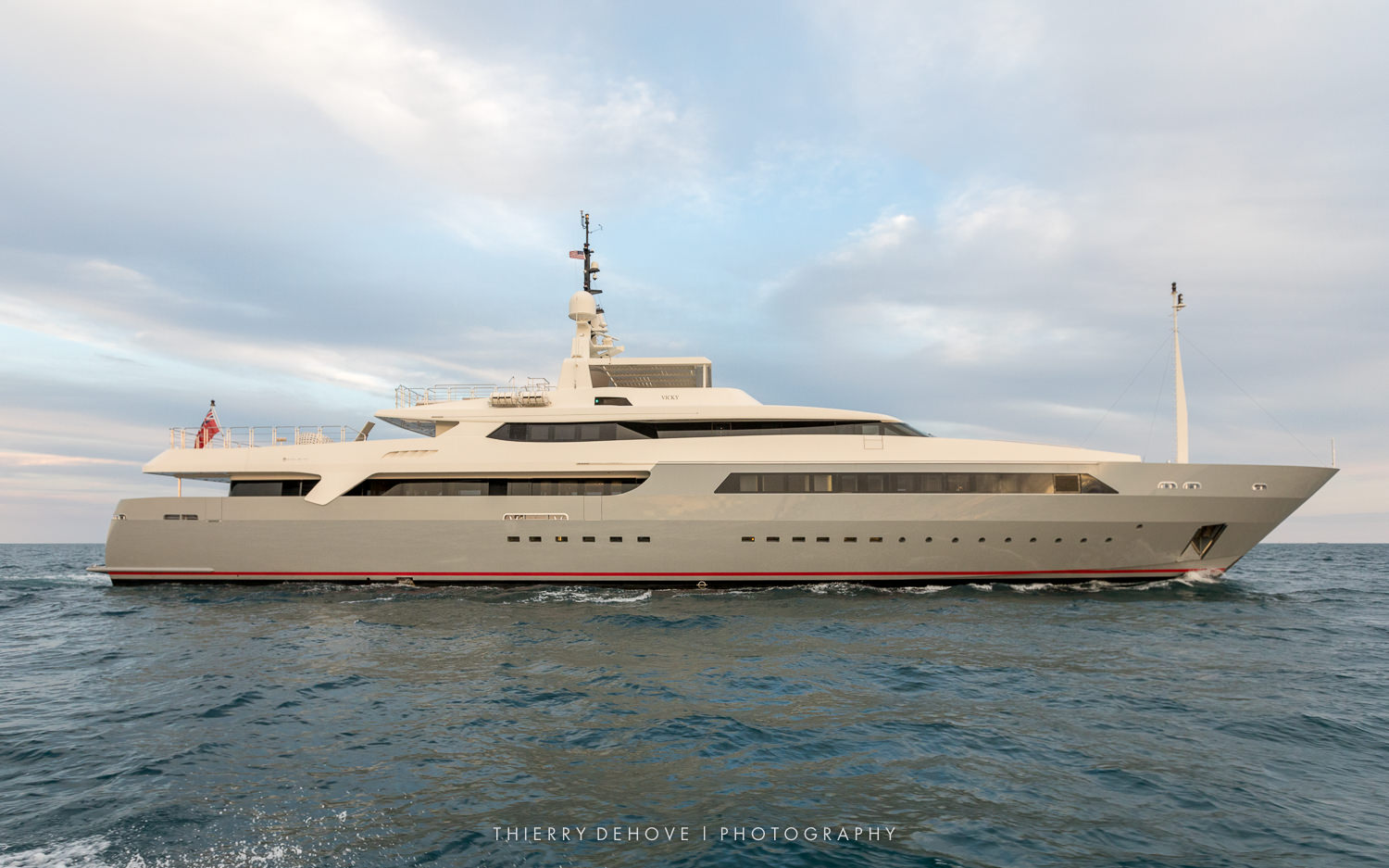 Motor Yacht Vicky 194 by Baglietto, Italy