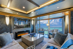LUXURY YACHT SERENITY 133 FOR CHARTER