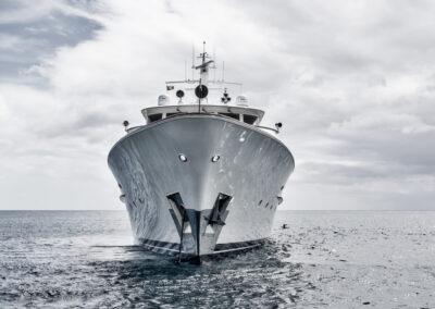 Feadship Motor Yacht Berilda 126′