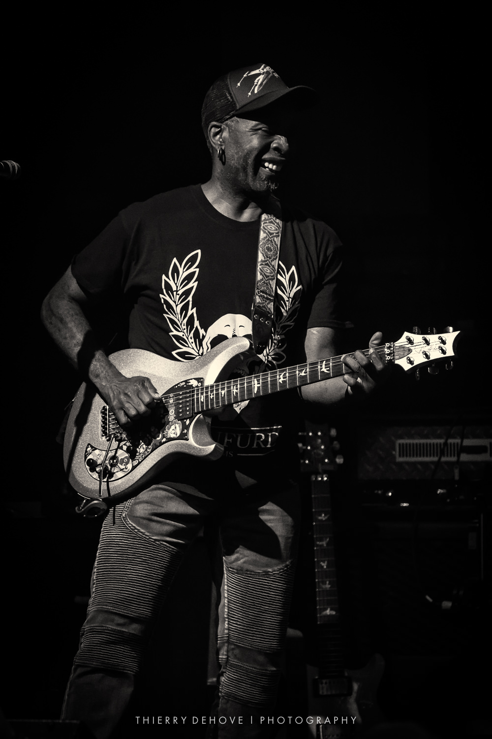 Living Colour performs at the Culture Room in Fort Lauderdale, Florida