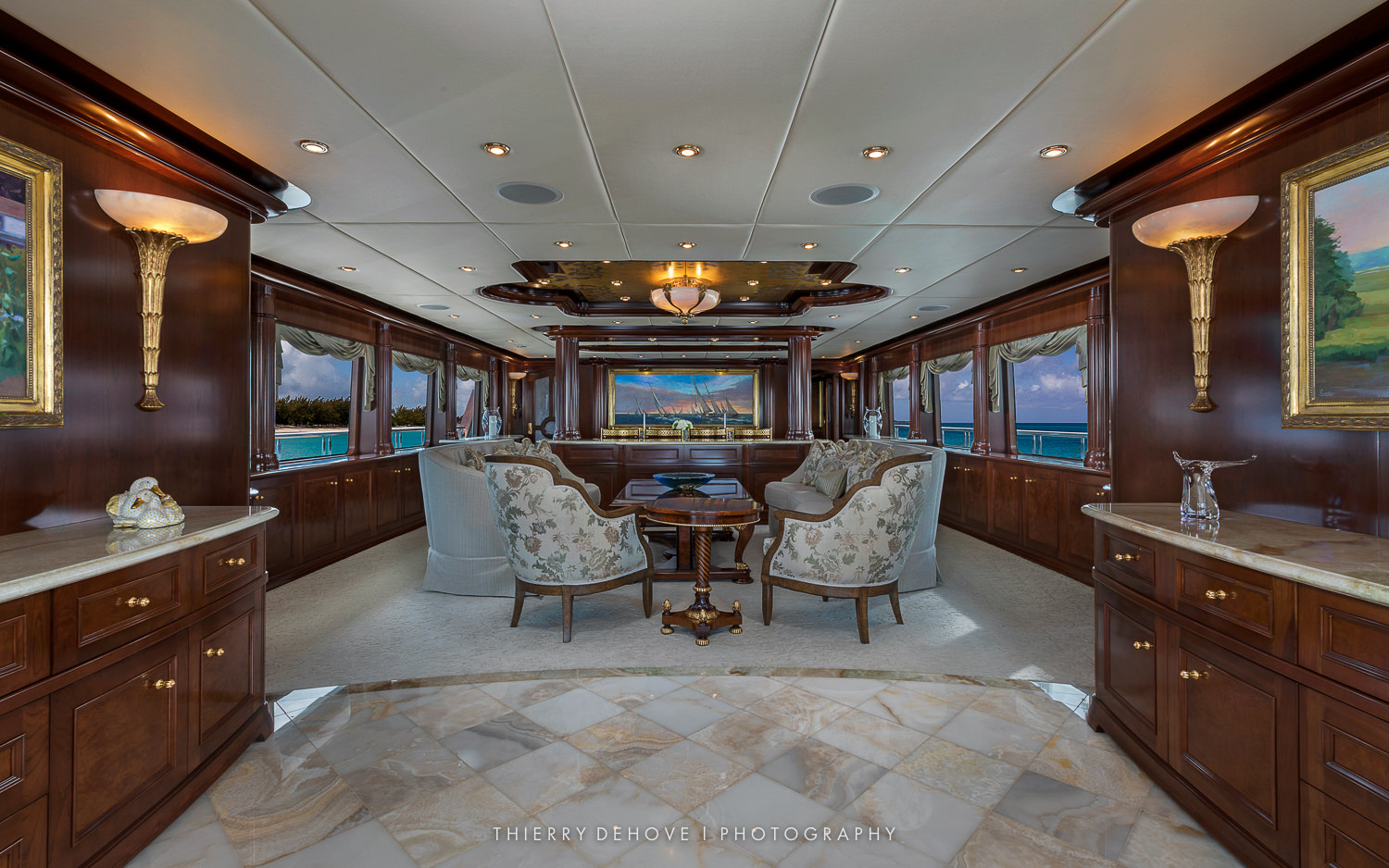Trinity Motor Yacht Big Zip in Florida