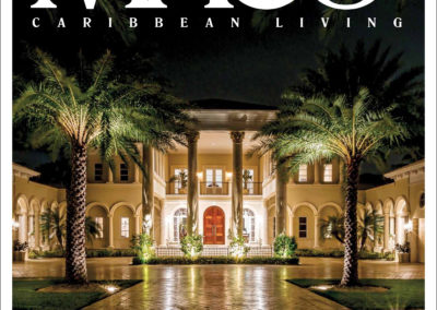 Maco Magazine featured Steven Zelman in Bahamas