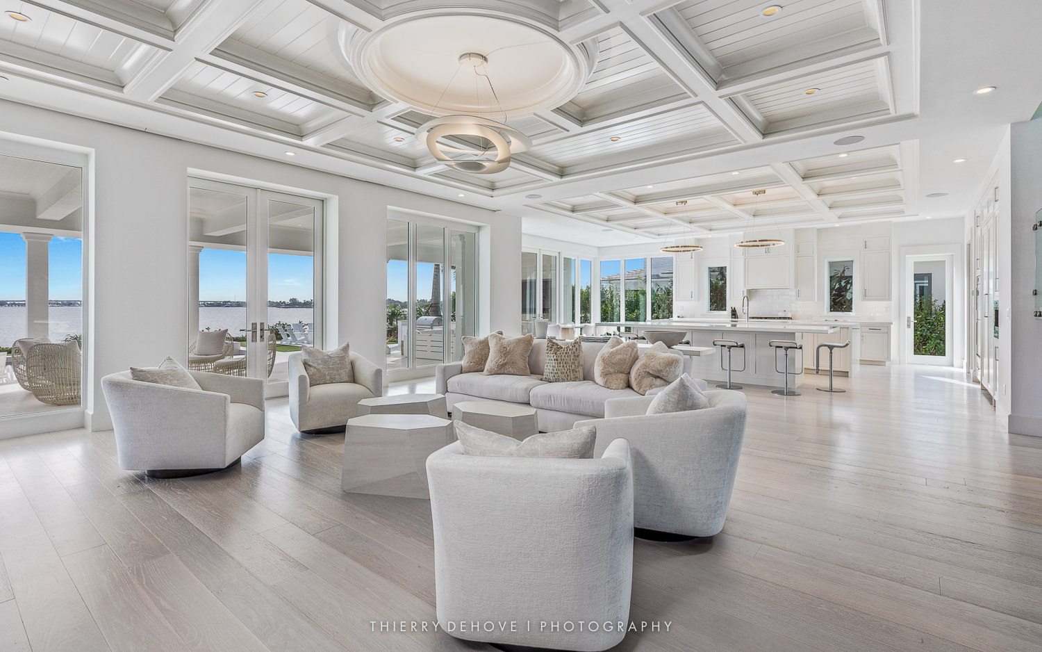 Luxury Villa by GS4 Studios by Peter Stromberg in Stuart, Florida