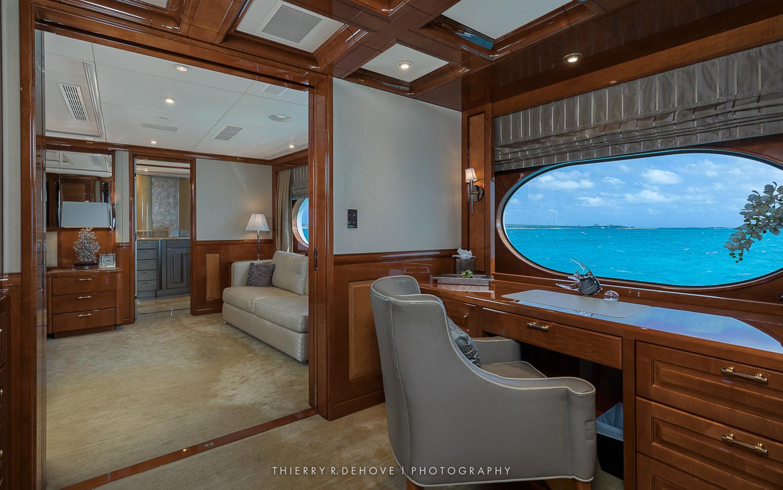 Motor Yacht My Milestone built by Christensen in The Bahamas, Bahamas
