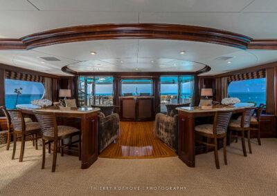 Motor Yacht My Milestone built by Christensen in The Exumas, Bahamas